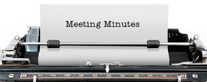 Membership Meeting Minutes (9-18-2017)